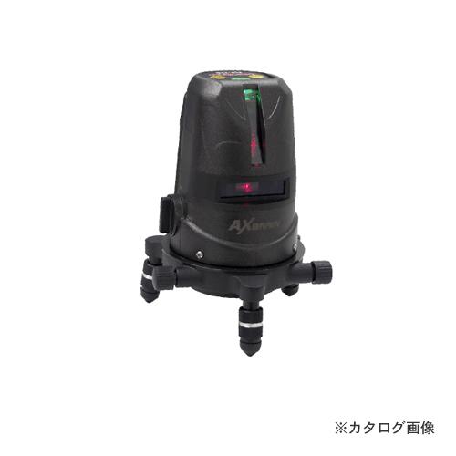 アックスブレーン レーザーワーカー PLV-250 高輝度レーザー墨出器 (受光器付セット)