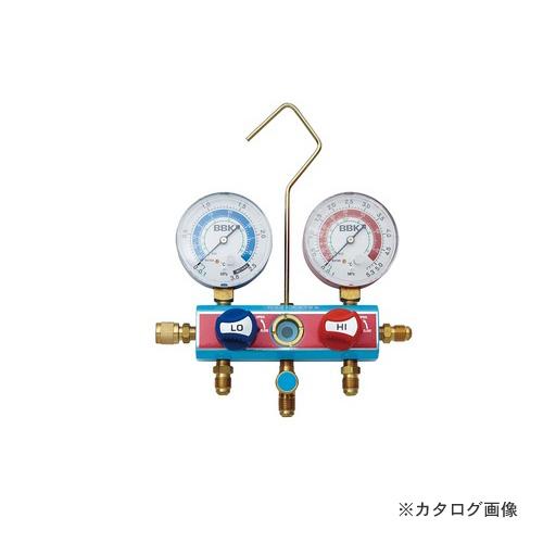 BBK SKY-BLUE マニホールド 437-SBM (203-3004)