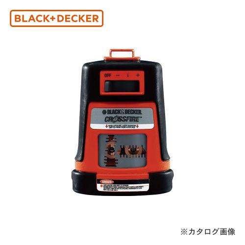 ブラックアンドデッカー BLACK&DECKER 縦&横 レーザー墨出器 BDL310S 589309
