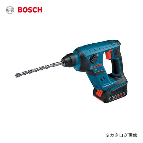 ボッシュ BOSCH GBH18V-LIYN 18V 2.0Ah バッテリーハンマードリル