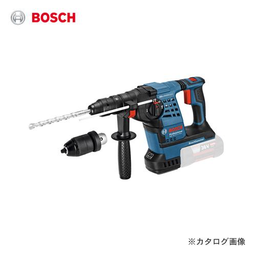 ボッシュ BOSCH GBH36VFH-PLUS 36V バッテリーハンマードリル(SDSプラスシャンク) 本体のみ