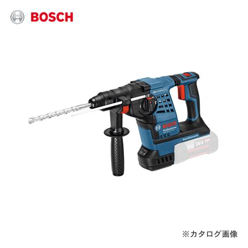 ボッシュ BOSCH GBH36VH-PLUS 36V バッテリーハンマードリル(SDSプラスシャンク) 本体のみ