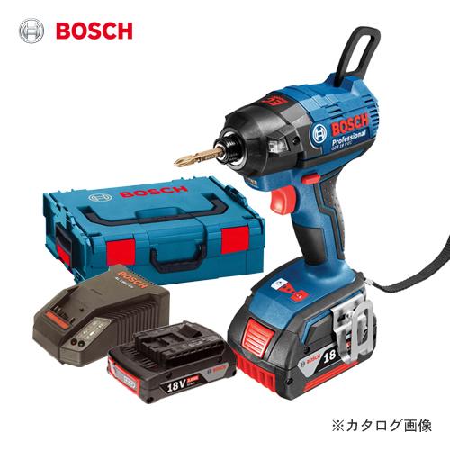 ボッシュ BOSCH GDR18V-ECN 18V 4.0Ah 2.0Ah バッテリーインパクトドライバー