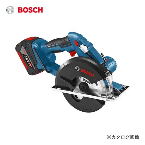 ボッシュ BOSCH GKM18V-LI バッテリーチップソーカッター (6.0Ahバッテリー・充電器・キャリングケース付)
