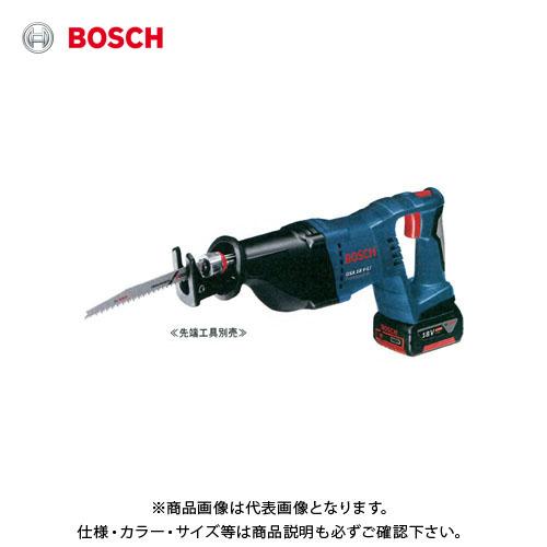 ボッシュ BOSCH コードレスセーバーソー(5.0Ahバッテリー、充電器、キャリングケース付) GSA18V-LIN
