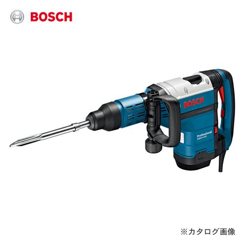 【イチオシ】ボッシュ BOSCH GSH9VC 破つりハンマー SDS-max キャリングケース付