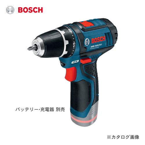 ボッシュ BOSCH GSR10.8-2-LIH 10.8V 1.3Ah バッテリードライバードリル 本体のみ