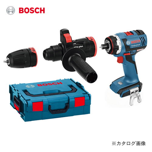 ボッシュ BOSCH GSR18V-ECFC2H 18V バッテリーマルチドライバードリル (本体のみ、アダプター2種類、キャリングケース付)