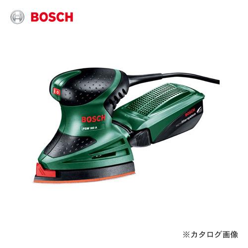 【イチオシ】ボッシュ BOSCH PSM160A/N 吸じんマルチサンダー
