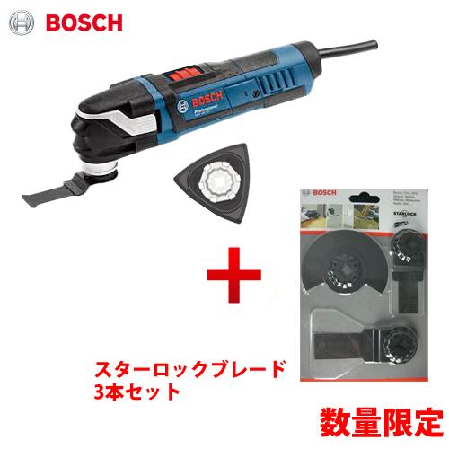 【イチオシ】【スターロックブレード3本付】ボッシュ BOSCH GMF40-30 J マルチツール (カットソー)