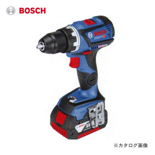 ボッシュ BOSCH 5.0Ah コードレスドライバドリル GSR18V-60C