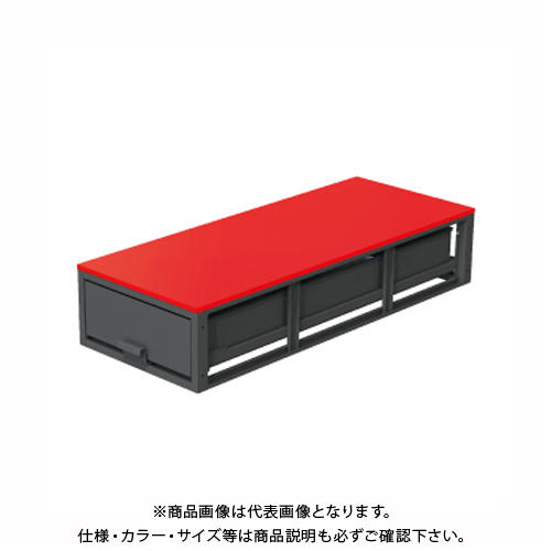 【直送品】デンサン DENSAN バンキャビネット(引き出し) SCT-F11