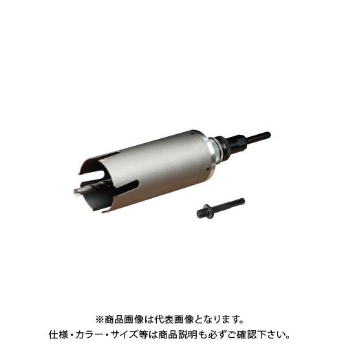 デンサン DENSAN ワンタッチサイディングウッドコア φ80mm OSW-80N