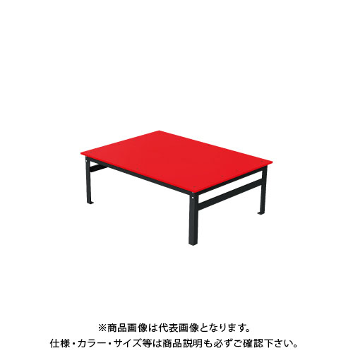 【直送品】デンサン DENSAN バンキャビネット(テーブル) 1350mm×1000mm×480mm SCT-TS02
