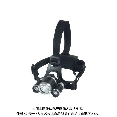 ジェフコム JEFCOM LEDヘッドライト(高輝度タイプ) PLH-650