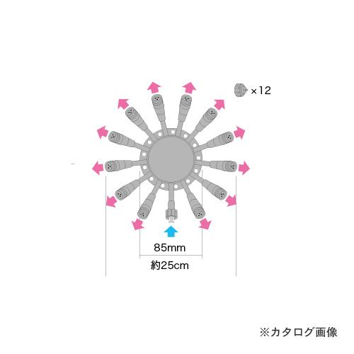 ジェフコム JEFCOM ラウンド分岐コード SJ-E06-R12