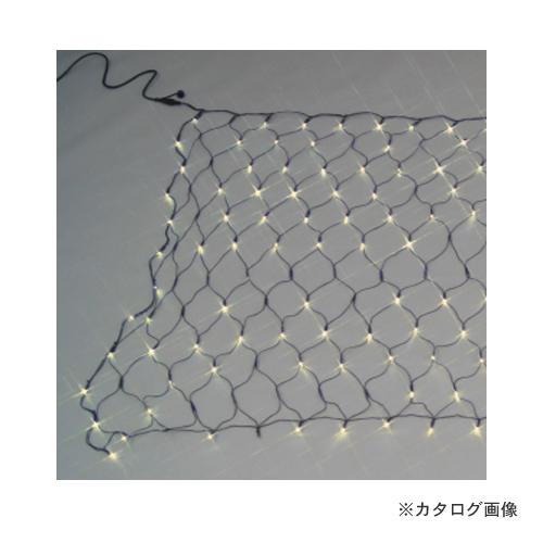 ジェフコム JEFCOM LED クロスネット 単色タイプ(電球色・電球色) SJ-NA33-LL