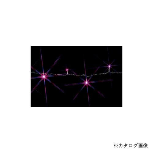 ジェフコム JEFCOM LEDストリングフォール10m(ピンク・ピンク) SJ-S05-10PP