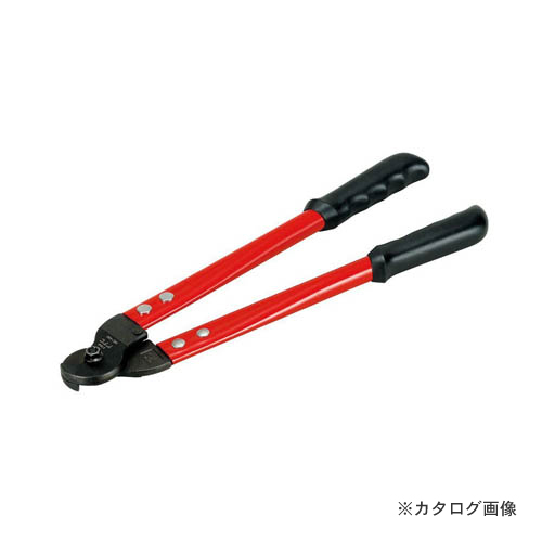 WC-600 600mm キングTTC専用工具 ワイヤーロープカッター TSUNODA