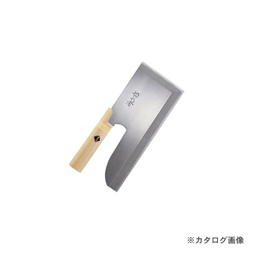 切れ者ステン金号麺切包丁 A-1048
