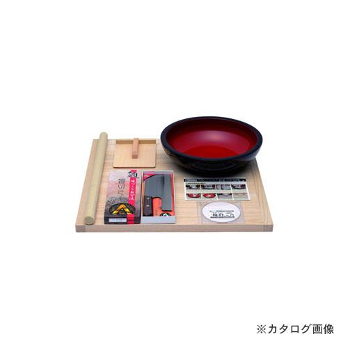 普及型麺打セット DVD付 A-1200