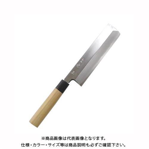関兼常 本匠 兼正 Gシリーズ 霞研 水牛口付 朴柄 和包丁 薄刃 G-18