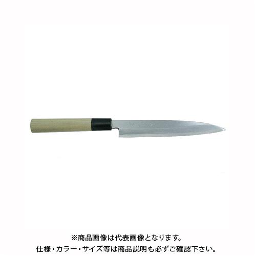 包丁 柳刃 和包丁 関兼常 源兼正 Bシリーズ プラスティック口付 朴柄 和包丁 柳刃 KC-531