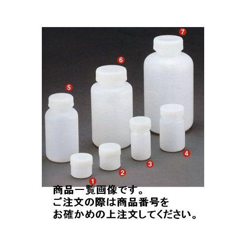 瑞穂化成工業 mizuho Mボトル広口瓶 100ml(200本入) 0803
