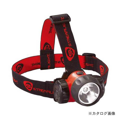 ストリームライト STREAMLIGHT ハズロ 1W LEDヘッドランプ(オレンジ) ATEX 61250