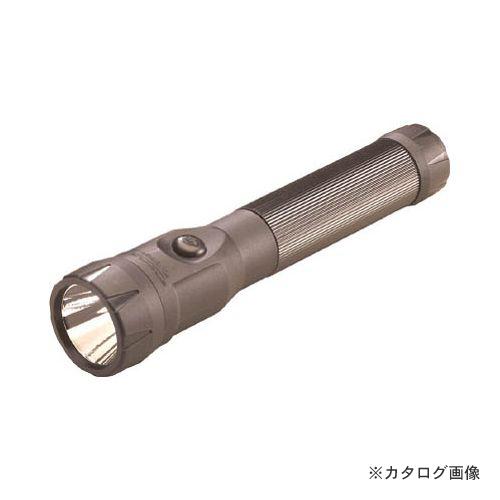 ストリームライト STREAMLIGHT ポリスティンガーLED(ブラック)AC100V標準セット 76117