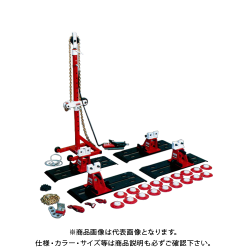 【個別送料2000円】【直送品】ブラックホーク ニューパワースタンドセット PS-6000