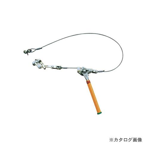 永木精機 ハルー軽量張線器 500(3型) 一般外線用 20-1C