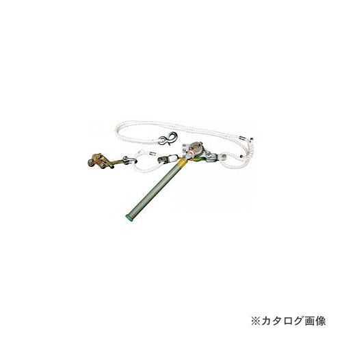 永木精機 ベルト式張線器 500(3型) 活線用 N-500B