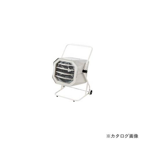【暖房特集2019】【運賃見積り】【直送品】ナカトミ 電気ファンヒーター TEH-100
