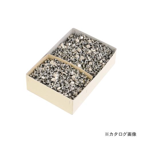 イチネンMTM(ミツトモ) W特大カシメφ13mm ニッケルメッキ 51604