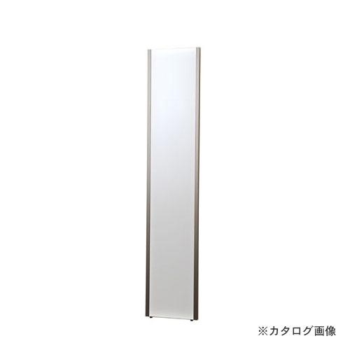 【直送品】 Jフロント JF NRM-3-SG スリム姿見ミラー 30x150