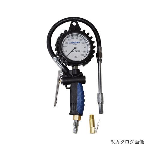 シグネット SIGNET 46966 増減圧機能付タイヤゲージ 0-600KPA