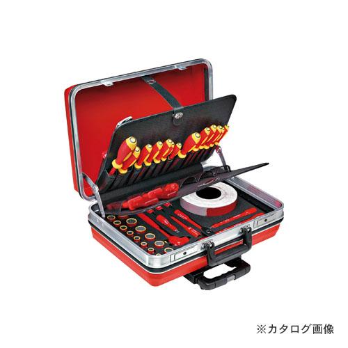スタビレー STAHLWILLE 13300VDE 絶縁工具セット 96838193