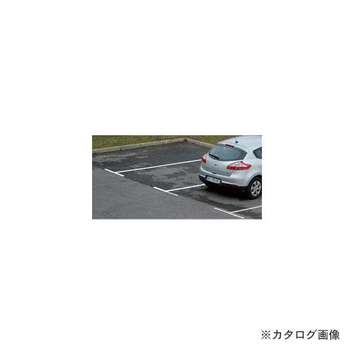 ワテレ WATTELEZ 81.18.20BLANC 駐車場用しろテープ 25MX75mm