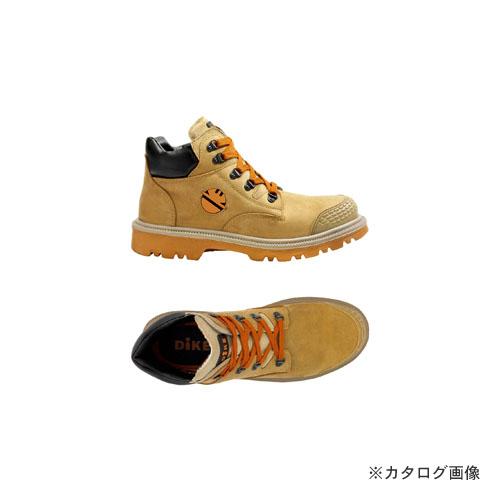 ダイケ DIKE 21021-709-41 作業靴ディガーベージュ27.0cm
