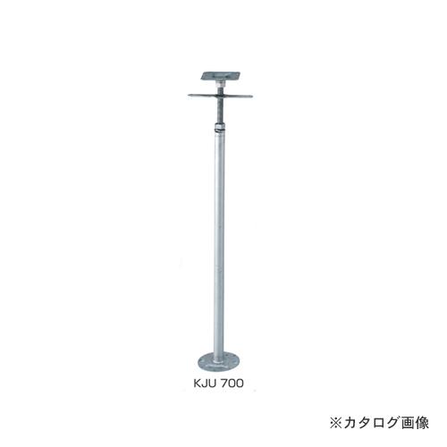 栗山百造 クリジャッキ(専用ビス付き) 10個 (640~760) KJU700