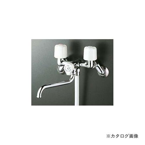KVK KF100N2R24 止水2ハンドルシャワー240mmP付