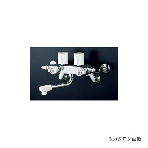 KVK KM53N3 ソーラー2ハンドル混合栓 併用形