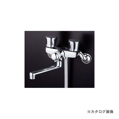 KVK KF141EX 止水2ハンドルシャワー メタホース