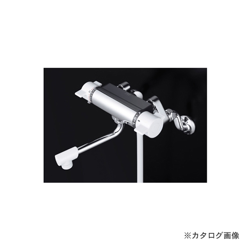 KVK KF800UR2 取替用サーモシャワー240mmP付