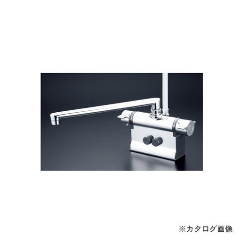KVK KF3011ZTR3 寒 デッキサーモシャワー300パイプ