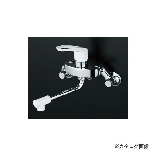 KVK KM5000W 寒 シングル混合栓