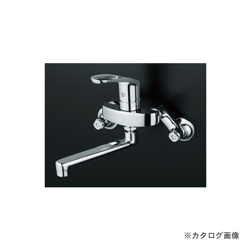 KVK KM5000TR2 シングル混合栓 240mmP付