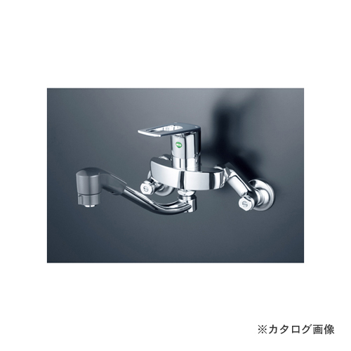 KVK KM5000ZTFEC シングルシャワー混合栓 eレバー