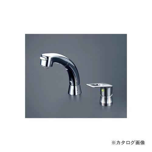 KVK KM5271ZTS2EC 寒 シングル洗髪シャワーeレバ